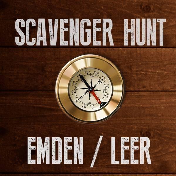 Scavenger Hunt Emden