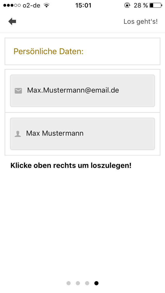 Scavenger Hunt App Name Emailadresse