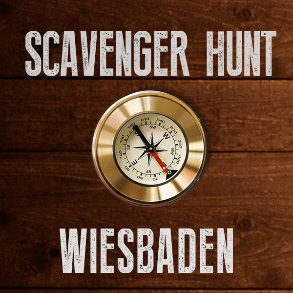 Scavenger Hunt Wiesbaden
