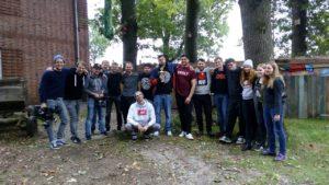 Kliemannsland Scavenger Hunt - Die Crew