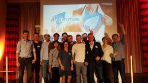 Scavenger Hunt GbR beim Captain MICE Future Wettbewerb des VDVO